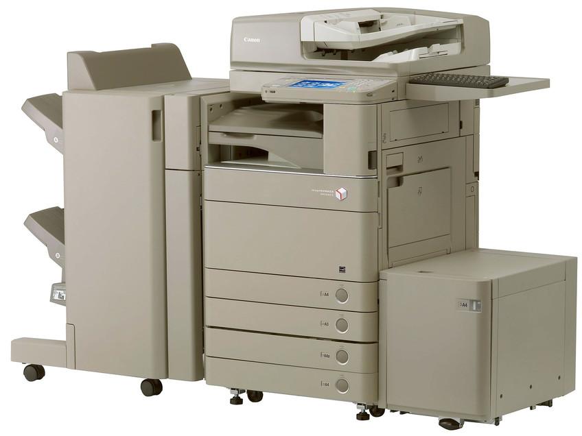 Canon C5255 Printer Driver